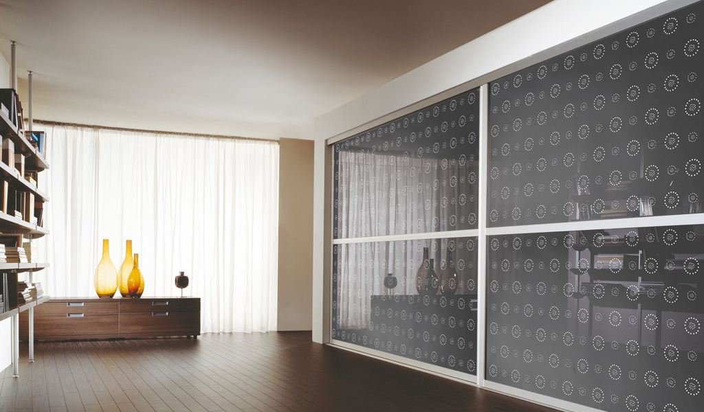 Fashion Style Sliding Doors Wardrobe