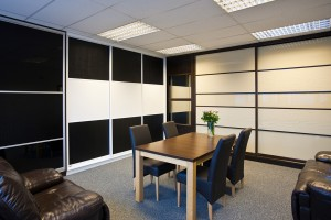 Sliding Wardrobe Doors Showroom