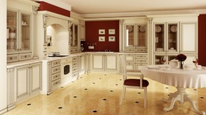 Classic White Kitchen - What is fitted kitchen?